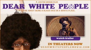 Dear White People screens during Rule Out Racism week