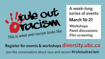 Rule Out Racism – UBC Okanagan
